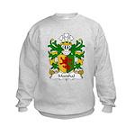 Marshal Family Crest Kids Sweatshirt