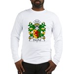 Marshal Family Crest Long Sleeve T-Shirt