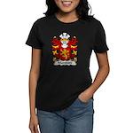 Maredudd Family Crest Women's Dark T-Shirt