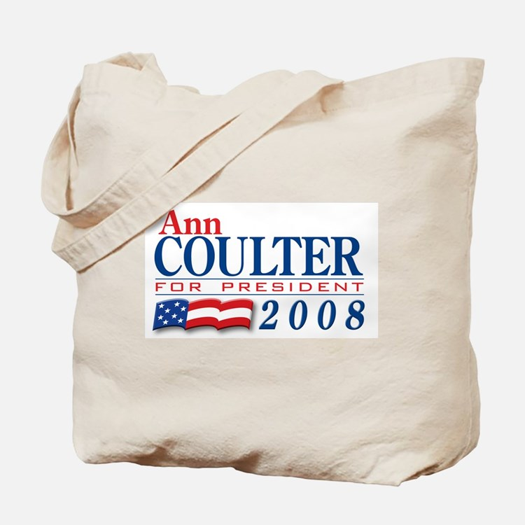 VoteWear! Coulter Tote Bag