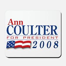 VoteWear! Coulter Mousepad