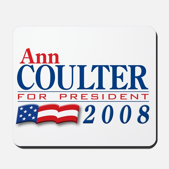 VoteWear! Coulter Mousepad