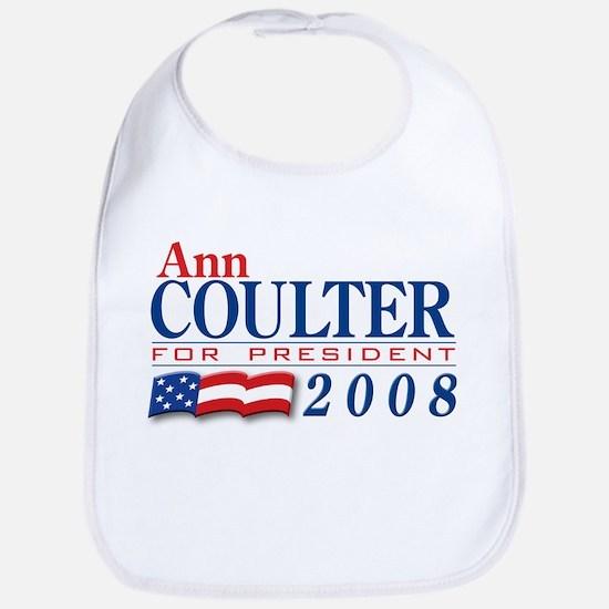 VoteWear! Coulter Bib