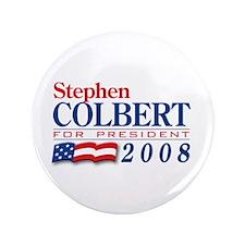 "VoteWear! Colbert 3.5"" Button"