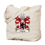 Madog Family Crest Tote Bag
