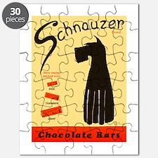 Schnauzer Bars Puzzle