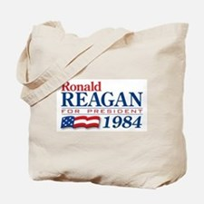 VoteWear! Reagan Tote Bag