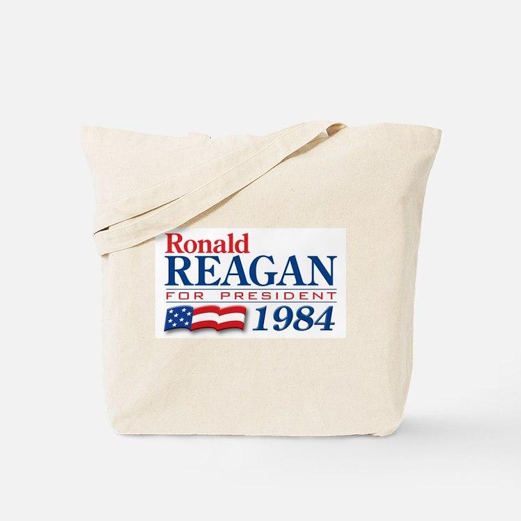 VoteWear! Reagan Tote Bag