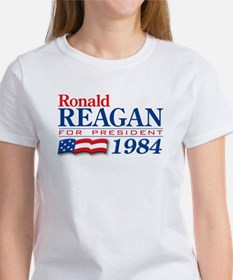VoteWear! Reagan Women's T-Shirt