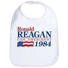 VoteWear! Reagan Bib