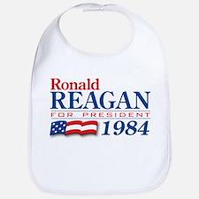 VoteWear! Reagan Bib