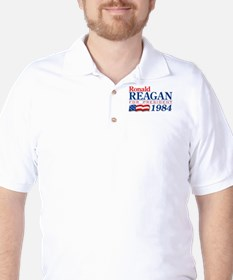 VoteWear! Reagan Golf Shirt