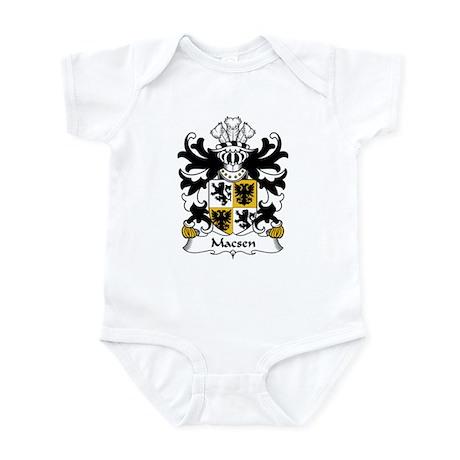 Macsen Family Crest Infant Bodysuit