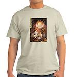 Queen / Welsh Corgi Light T-Shirt