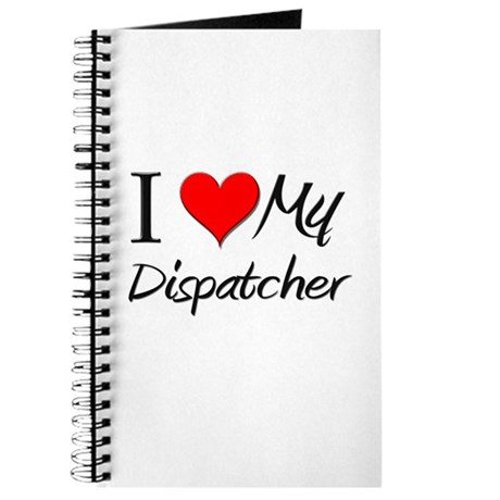 I Heart My Dispatcher Journal
