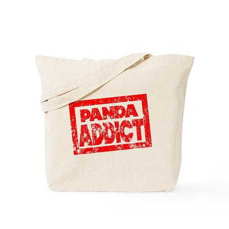 Panda ADDICT Tote Bag
