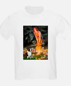 Fairies / Welsh Corgi T-Shirt