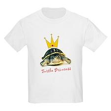 Turtle Princess T-Shirt