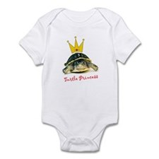 Turtle Princess Infant Bodysuit