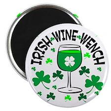 Irish Wine Wench Magnet