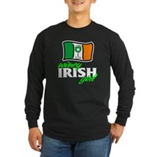 Winey Irish Girl T