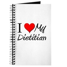 I Heart My Dietitian Journal