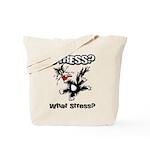 Stressed Cat Tote Bag