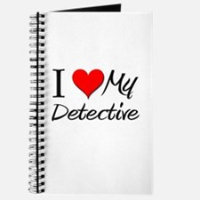 I Heart My Detective Journal