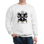 Long Family Crest Sweatshirt