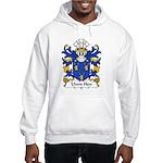 Llwn Hen Family Crest Hooded Sweatshirt