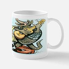 Cool Armadillo music Mug