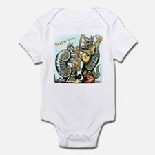 Cute Armadillos Infant Bodysuit