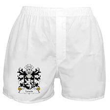 Lewis Family Crest Boxer Shorts
