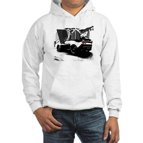 Exige Rollin Hooded Sweatshirt
