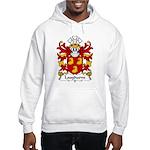 Laugharne Family Crest Hooded Sweatshirt