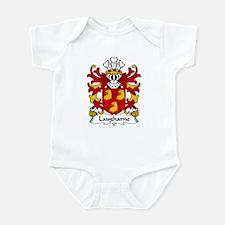 Laugharne Family Crest Infant Bodysuit