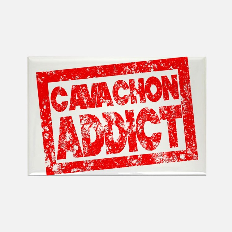Cavachon ADDICT Rectangle Magnet