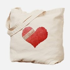 SPECIAL HEART Tote Bag
