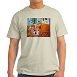Room / Corgi pair Light T-Shirt