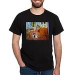 Room / Corgi pair Dark T-Shirt