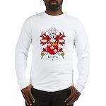 Landry Family Crest Long Sleeve T-Shirt