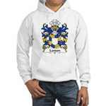 Landon Family Crest Hooded Sweatshirt