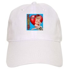 February Sea Hag Baseball Cap