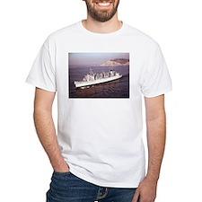 USS Seattle Ship's Image Shirt