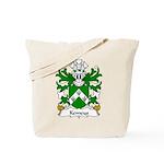 Kemeys Family Crest Tote Bag