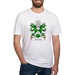 Kemeys Family Crest Fitted T-Shirt