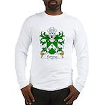 Kemeys Family Crest Long Sleeve T-Shirt