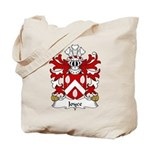 Joyce Family Crest Tote Bag