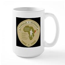 Somalia Veteran Mug