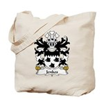 Jenkes Family Crest Tote Bag